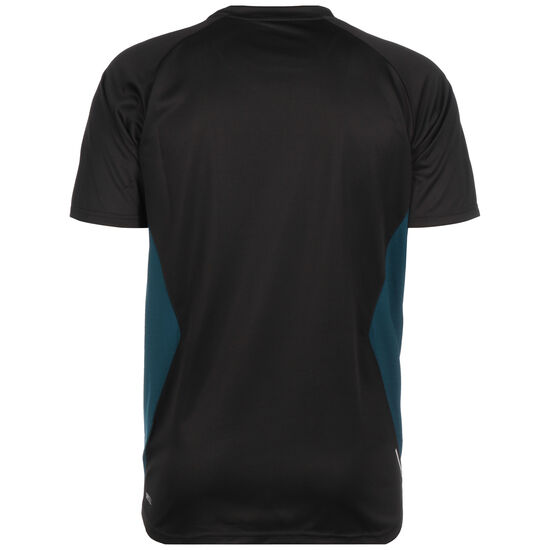 Collective Loud Trainingsshirt Herren, blau / schwarz, zoom bei OUTFITTER Online