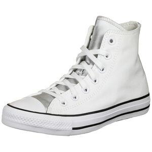 Chuck Taylor All Star Mono Metal High Sneaker Damen, weiß / silber, zoom bei OUTFITTER Online