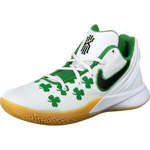 Kyrie Flytrap II Basketballschuh Herren, weiß / grün, zoom bei OUTFITTER Online