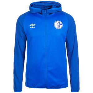 FC Schalke 04 Kapuzenjacke Herren, Blau, zoom bei OUTFITTER Online