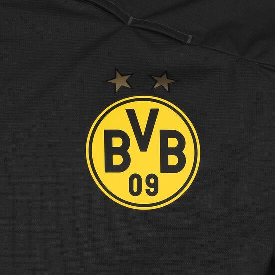 Borussia Dortmund Regenjacke Herren, anthrazit / gelb, zoom bei OUTFITTER Online