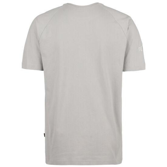 AC Mailand FtblFEAT Game T-Shirt Herren, hellgrau / rot, zoom bei OUTFITTER Online