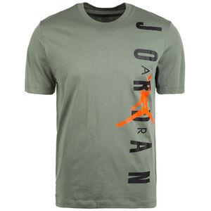 Hybrid Vertical Jordan T-Shirt Herren, oliv / schwarz, zoom bei OUTFITTER Online