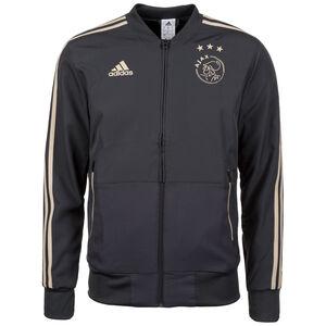 Ajax Amsterdam Präsentationsjacke Herren, Schwarz, zoom bei OUTFITTER Online