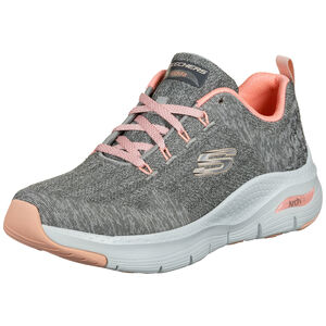 Arch Fit Comfy Wave Trainingsschuh Damen, grau / korall, zoom bei OUTFITTER Online