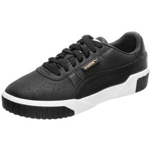 Cali Sneaker Damen, schwarz / weiß, zoom bei OUTFITTER Online