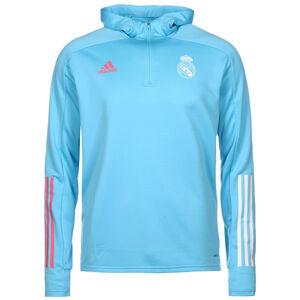 Real Madrid Kapuzenpullover Herren, hellblau, zoom bei OUTFITTER Online