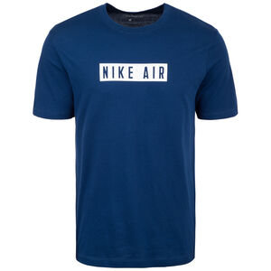Air 3 T-Shirt Herren, dunkelblau / weiß, zoom bei OUTFITTER Online