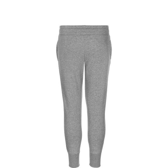 Club French Terry Jogginghose Kinder, grau / weiß, zoom bei OUTFITTER Online