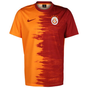 Galatasaray Istanbul Breathe Home Trainingsshirt Herren, orange / rot, zoom bei OUTFITTER Online
