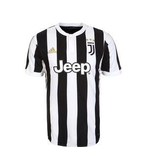 Juventus Turin Trikot Home 2017/2018 Kinder, Weiß, zoom bei OUTFITTER Online