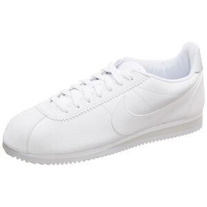 Classic Cortez Leather Sneaker Herren, weiß / grau, zoom bei OUTFITTER Online