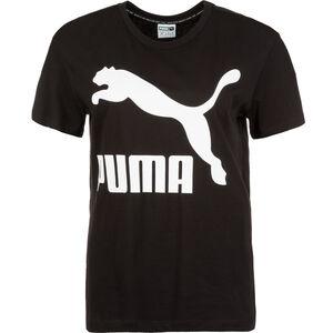 Classics Logo T-Shirt Damen, schwarz, zoom bei OUTFITTER Online