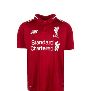 FC Liverpool Trikot Home 2018/2019 Kinder, Rot, zoom bei OUTFITTER Online