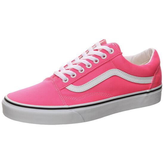 Old Skool Sneaker, pink / weiß, zoom bei OUTFITTER Online