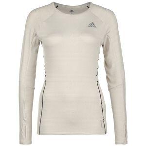 Runner Lauflongsleeve Damen, beige, zoom bei OUTFITTER Online