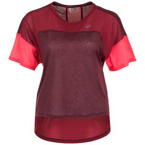 Style Laufshirt Damen, weinrot / pink, zoom bei OUTFITTER Online