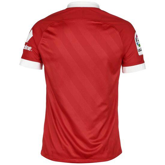FC Sevilla Trikot Away Stadium 2020/2021 Herren, rot / weiß, zoom bei OUTFITTER Online