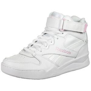Royal BB4500 Hi 2 Sneaker Damen, weiß / rosa, zoom bei OUTFITTER Online