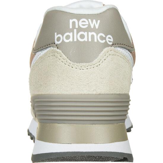 WL574-B Sneaker Damen, beige / braun, zoom bei OUTFITTER Online