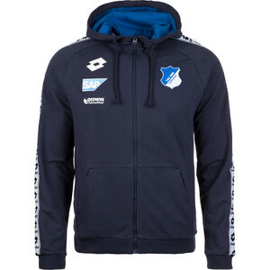 TSG 1899 Hoffenheim Off Sweat Kapuzenjacke Herren, Blau, zoom bei OUTFITTER Online