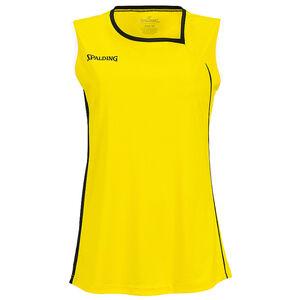 4Her II Basketballtank Damen, gelb / schwarz, zoom bei OUTFITTER Online