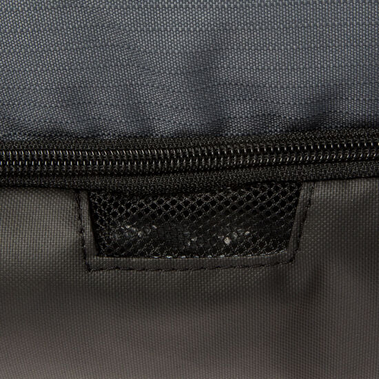 Brasilia Medium Sporttasche, grau / schwarz, zoom bei OUTFITTER Online
