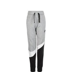 Sportswear Jogginghose Damen, grau / schwarz, zoom bei OUTFITTER Online