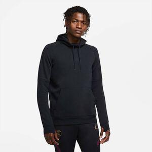 Paris St.-Germain Fleece Kapuzenpullover Herren, schwarz, zoom bei OUTFITTER Online
