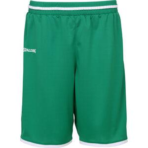 Move Basketballshort Herren, grün / weiß, zoom bei OUTFITTER Online