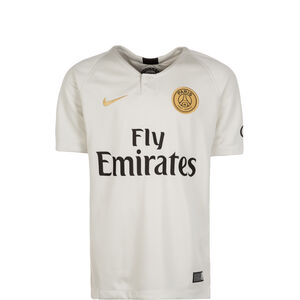 Paris St.-Germain Trikot Away 2018/2019 Kinder, Beige, zoom bei OUTFITTER Online