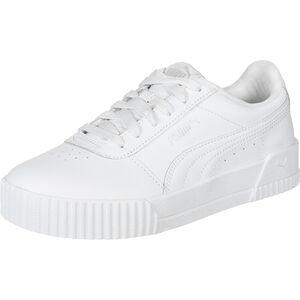 Carina Sneaker Damen, weiß / silber, zoom bei OUTFITTER Online