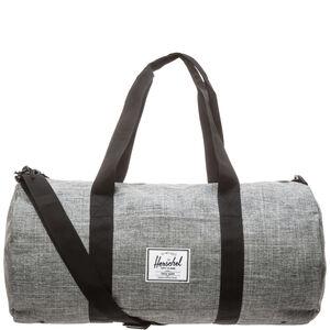 Sutton Mid-Volume Duffel Tasche, grau / schwarz, zoom bei OUTFITTER Online