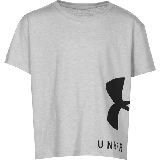 Sportstyle T-Shirt Kinder, grau, zoom bei OUTFITTER Online