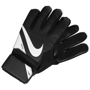 Goalkeeper Match Torwarthandschuhe, schwarz / weiß, zoom bei OUTFITTER Online