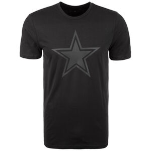 NFL Tonal Black Logo Dallas Cowboys T-Shirt Herren, schwarz, zoom bei OUTFITTER Online