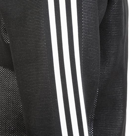 ID Knit Trainingsjacke Herren, schwarz / weiß, zoom bei OUTFITTER Online