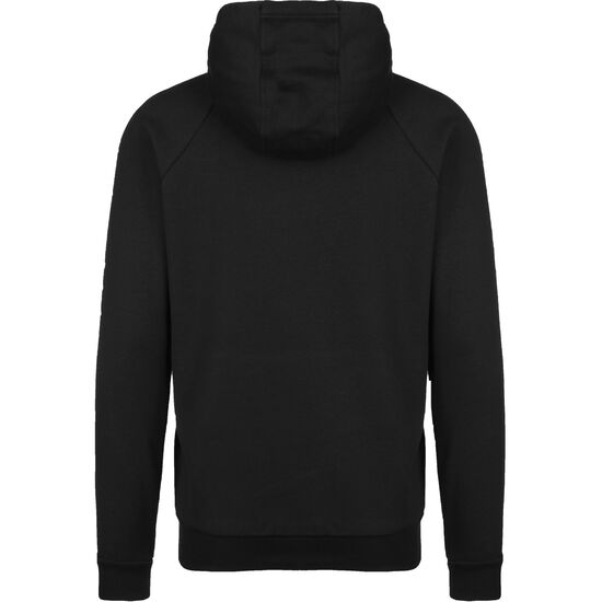 Rival Fleece Sportstyle Logo Kapuzenpullover Herren, schwarz, zoom bei OUTFITTER Online