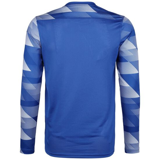 Park IV Torwartlongsleeve Herren, blau / weiß, zoom bei OUTFITTER Online