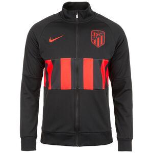 Atletico Madrid I96 Trainingsjacke Herren, schwarz / rot, zoom bei OUTFITTER Online