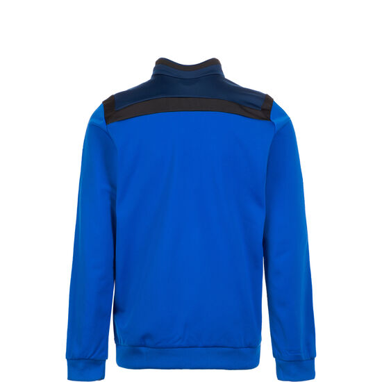 Tiro 19 Polyester Trainingsjacke Kinder, blau / dunkelblau, zoom bei OUTFITTER Online
