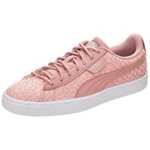 Basket Satin En Pointe Sneaker Damen, Pink, zoom bei OUTFITTER Online