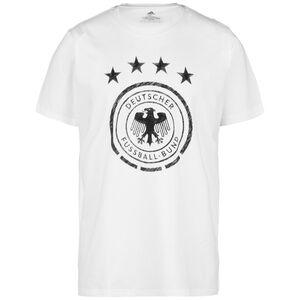 DFB DNA Graphic T-Shirt EM 2021 Herren, weiß / schwarz, zoom bei OUTFITTER Online