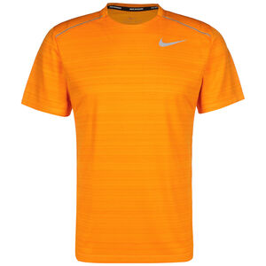Dry Miler Laufshirt Herren, orange, zoom bei OUTFITTER Online