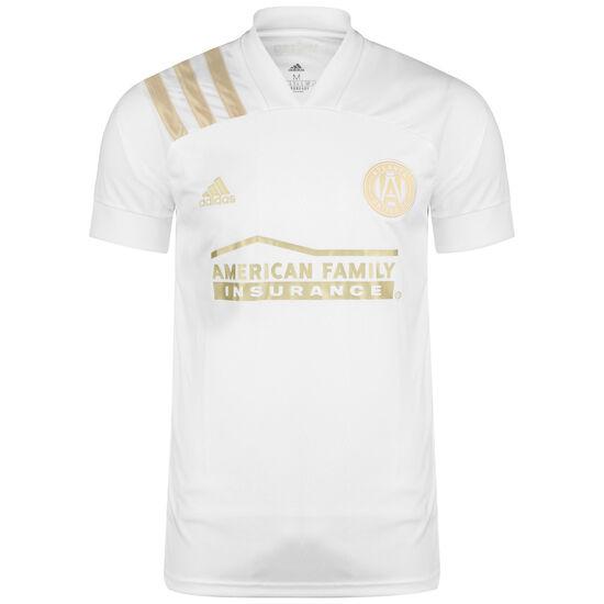 Atlanta United FC Trikot Away 2019/2020 Herren, weiß / gold, zoom bei OUTFITTER Online