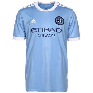 New York City FC Trikot Home 2021 Herren, hellblau / weiß, zoom bei OUTFITTER Online