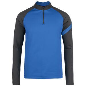 Dry Academy Pro Longsleeve Herren, blau / anthrazit, zoom bei OUTFITTER Online