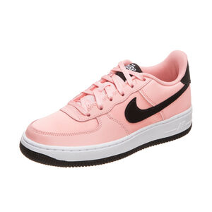 Air Force 1 VDAY Sneaker Kinder, korall / schwarz, zoom bei OUTFITTER Online