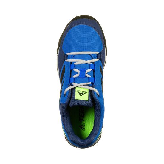 Terrex Hyperhiker Trail Laufschuh Kinder, blau / schwarz, zoom bei OUTFITTER Online