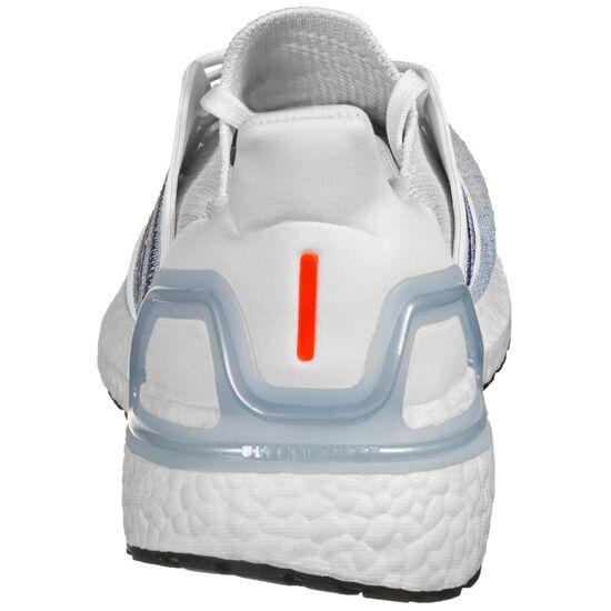 Ultraboost 20 Laufschuh Herren, weiß / hellblau, zoom bei OUTFITTER Online